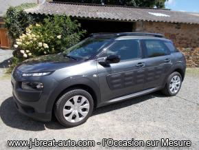 trouver C4 Cactus 1,6 HDi d'occasion