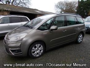 trouver Grand C4 Picasso d'occasion