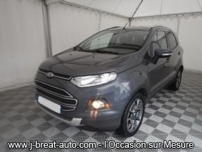 Occasion Ford Ecosport Lannion