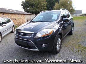 Occasion Ford Kuga Lannion