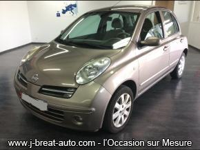 Occasion Nissan Micra III Lannion