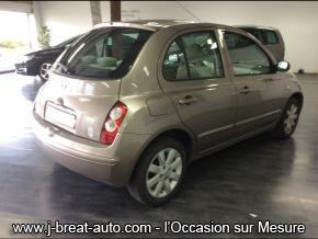 trouver Micra III d'occasion
