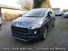Occasion Peugeot 3008 1,6 HDI Lannion