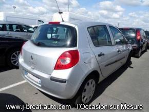 trouver Clio III d'occasion
