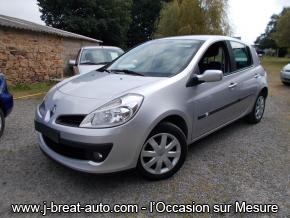 Occasion Renault Clio III Lannion