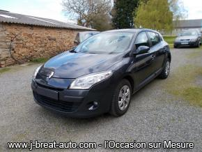 Occasion Renault Mégane III 1,5 DCi Lannion