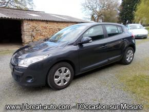 trouver Mégane III 1,5 DCi d'occasion