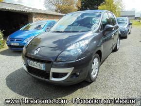 Occasion Renault Scenic III Lannion