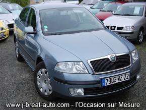 trouver Skoda d'occasion
