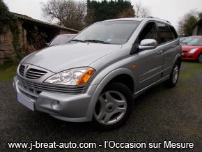 Occasion Ssangyong Kyron Lannion