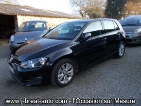 trouver Golf VII 1,6 TDi d'occasion